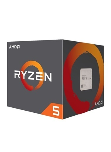 Amd Ryzen 5 2600X 3.6 Ghz 16Mb Am4 95W Renkli